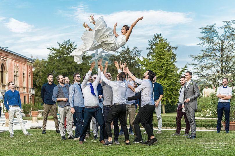 La sposa vola