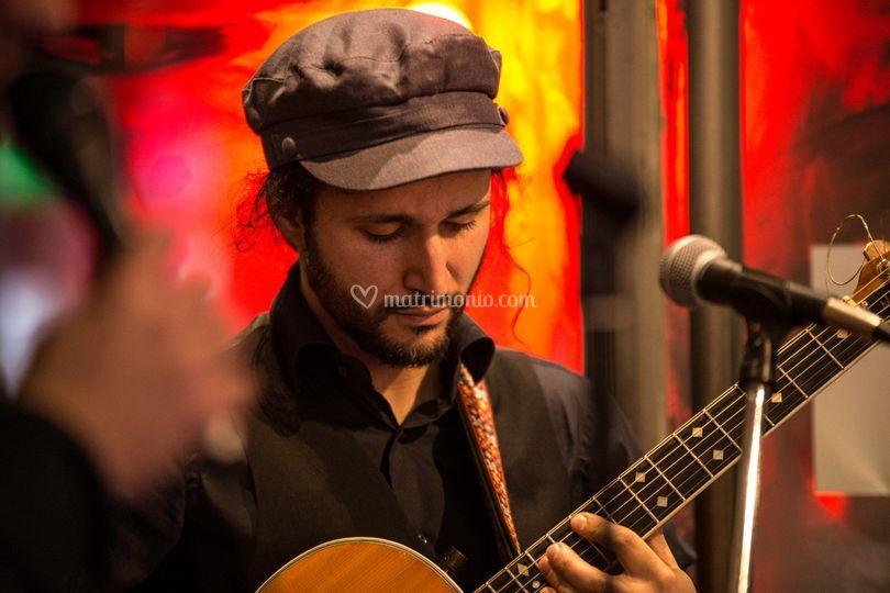 Massimo Deo (chitarra)