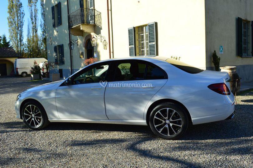 Mercede berlina classe E220
