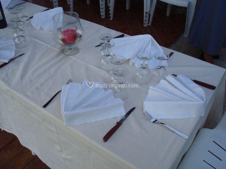 Presentazione tavola