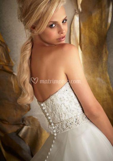 64993b3f71268 Abiti sposa milano Novias di Love