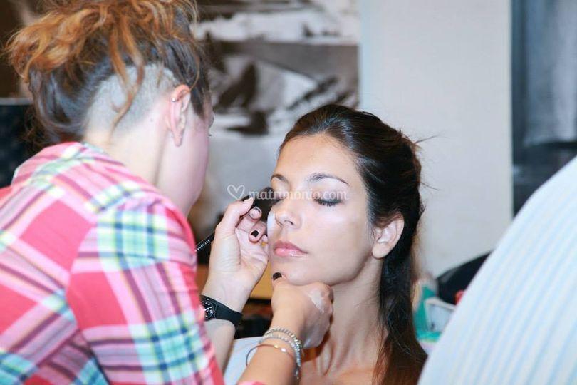 Elisa Ricci Make Up