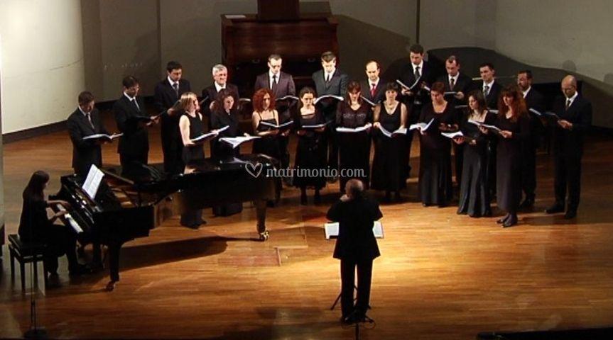 Formazione coro e pianoforte