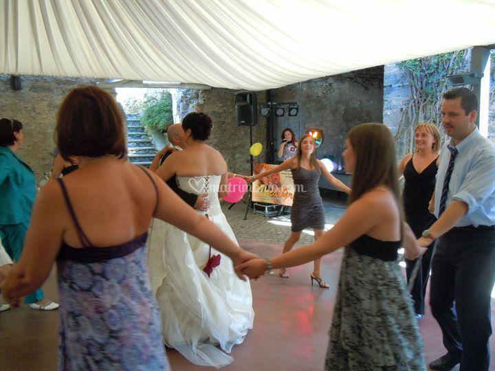 VocalGroup ballo sposi