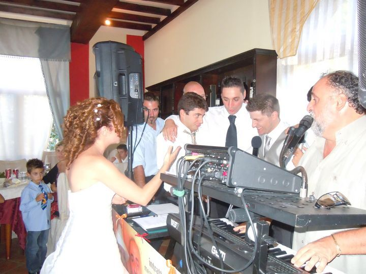 VocalGroup Karaoke sposi