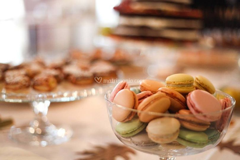 Sweet table autunno