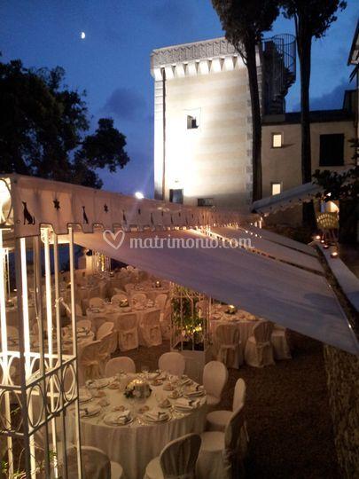 Terrazzo al Castello Canevaro