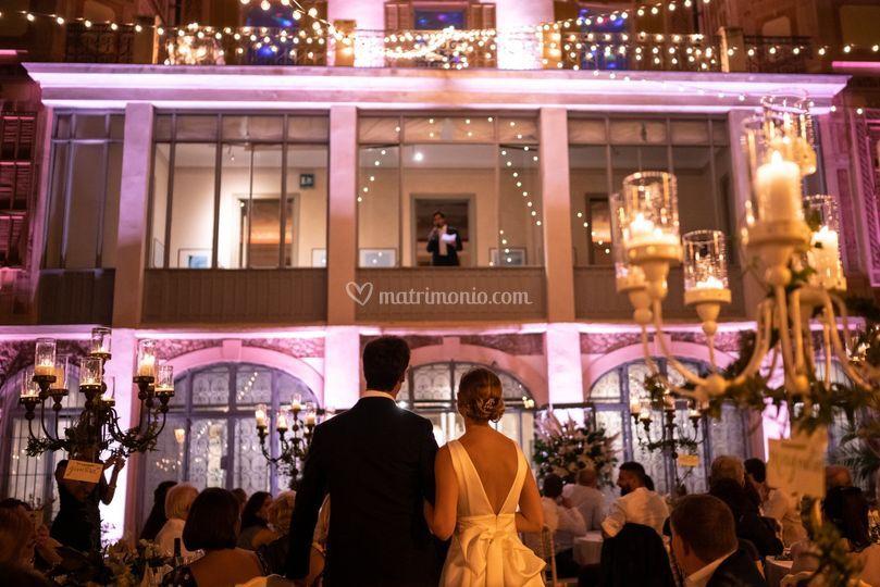 Matrimonio Villa Nobel