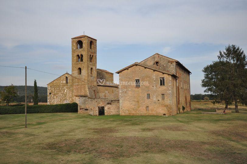 Villa di Toiano