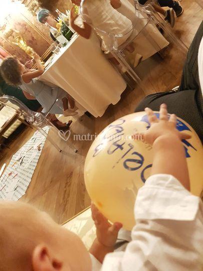 Baby sitting personalizzato