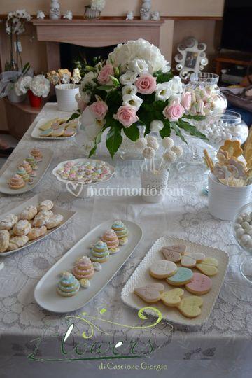 Tavolo casa sposa di flowers foto 7 - Addobbi tavoli matrimonio casa ...