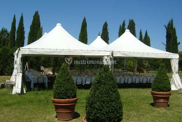 Catering con pagode