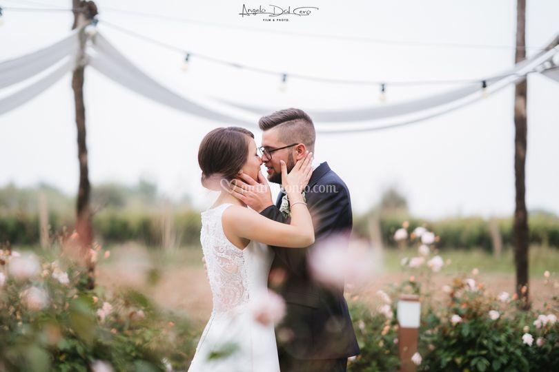 Coppia wedding matrimonio