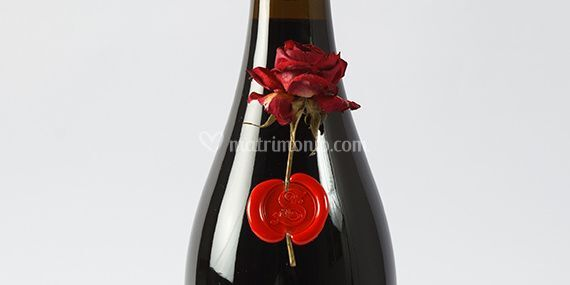Particolare vino della rosa