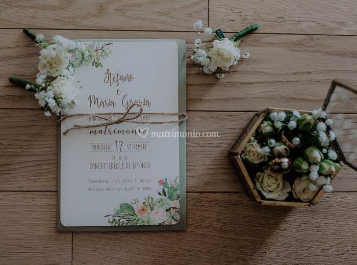 Inviti Matrimonio Country Chic : Inviti chic tipografia futur grafica italia