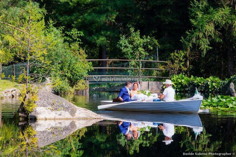 La barca degli sposi