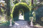 Entrata ponte di Villa Laghetto Monchery