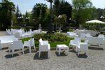 Piazza di Villa Laghetto Monchery