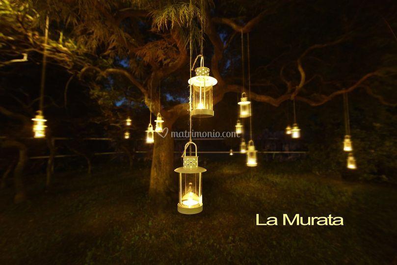 Allestimenti Villa La Murata