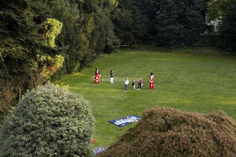 Il Parco di Villa La Murata