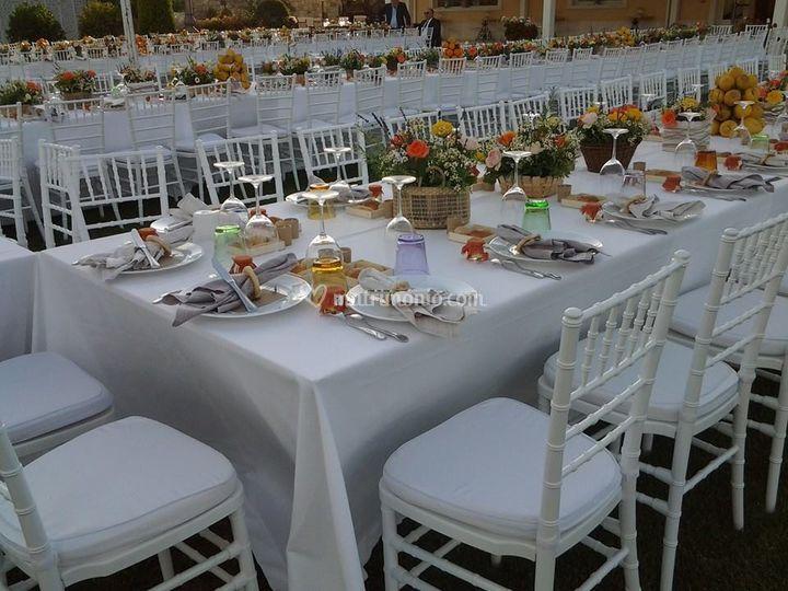 Nolo Service - Allestimenti Cerimonie e Eventi