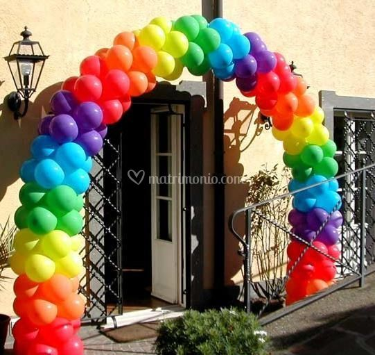 Arco arcobaleno