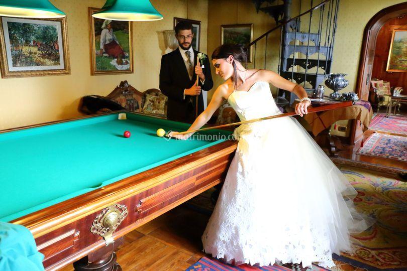 Sposarsi giocando