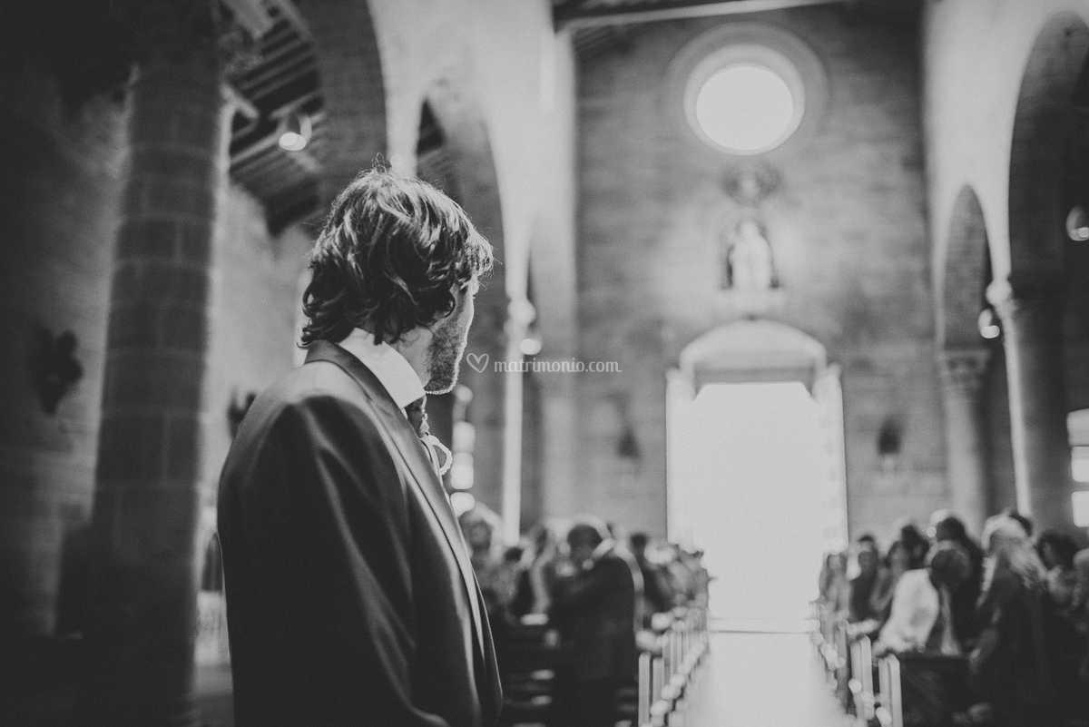 Aspettando la sposa...