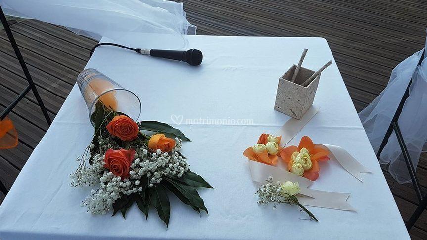 Composizione cerimonia