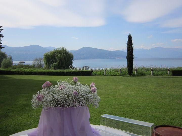 Matrimonio giugno sul lago