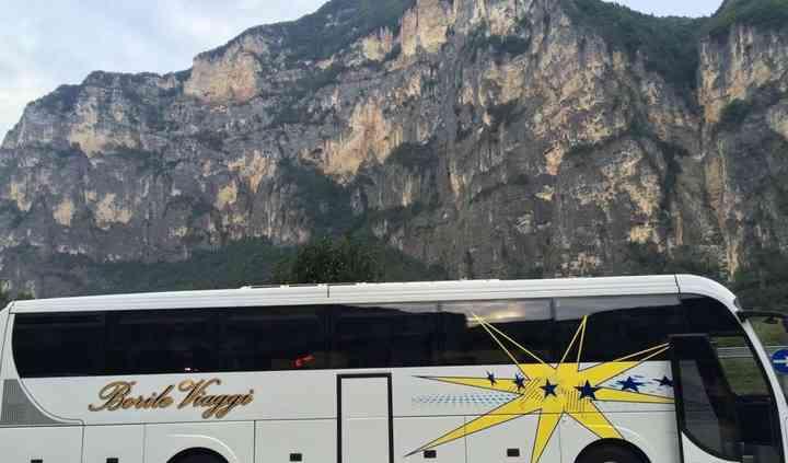 Autobus GT 54 posti