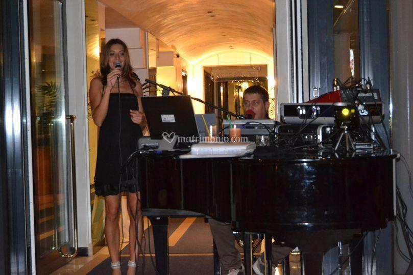 Mauro in duo - voce femminile