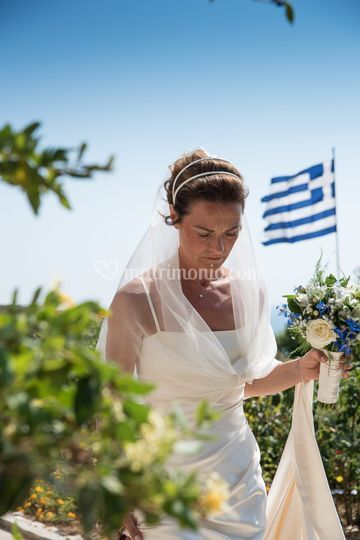 Paola e Alessandro in Grecia