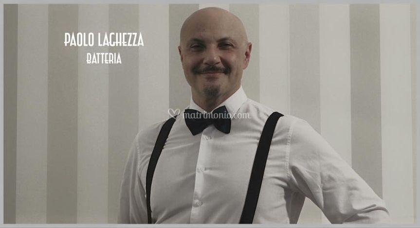 Paolo batterista