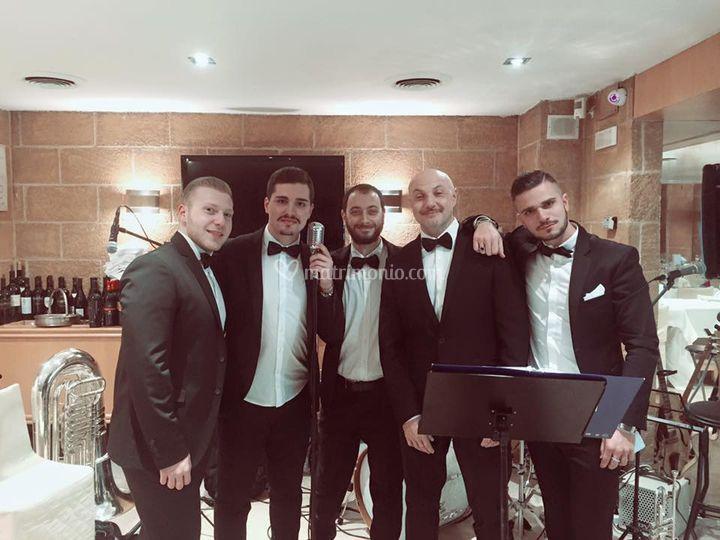 Mustacchi bros a Bari