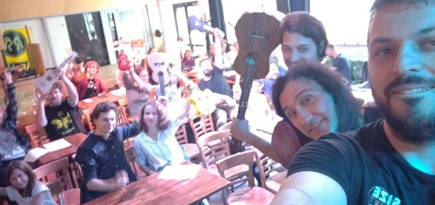 Selfie post concerto