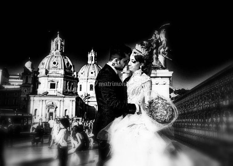 Roma in love