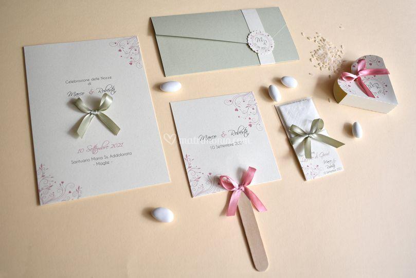 Wedding Stationery agrumi