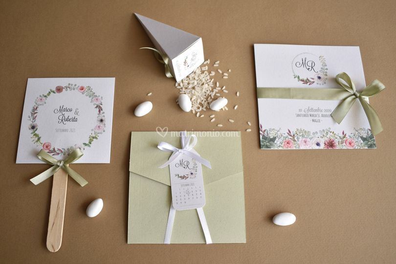 Wedding Stationery mais