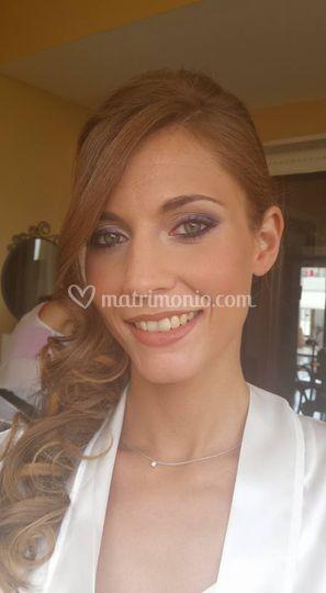 Make up sposa