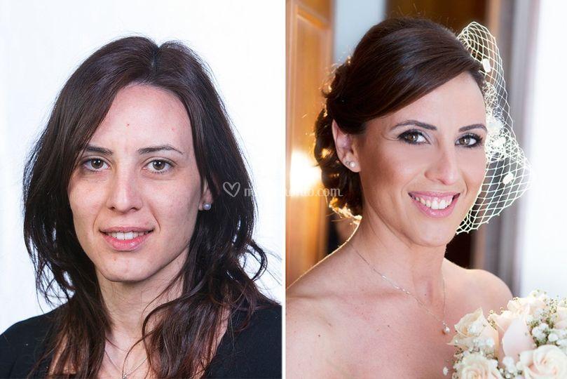 Make-Up Sposa Como