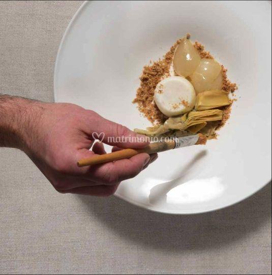 Ristorante tarantola for Piatti ristorante