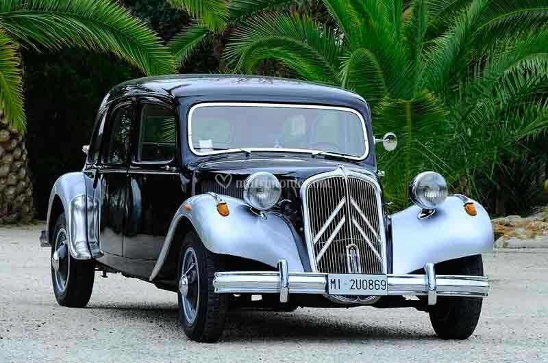 Citroën Traction Avant '46