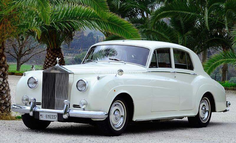 Rolls Royce Silver Cloud 1952