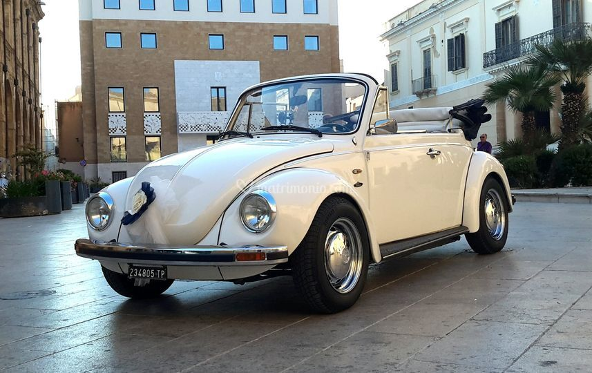 Volkswagen Maggiolino anni'70