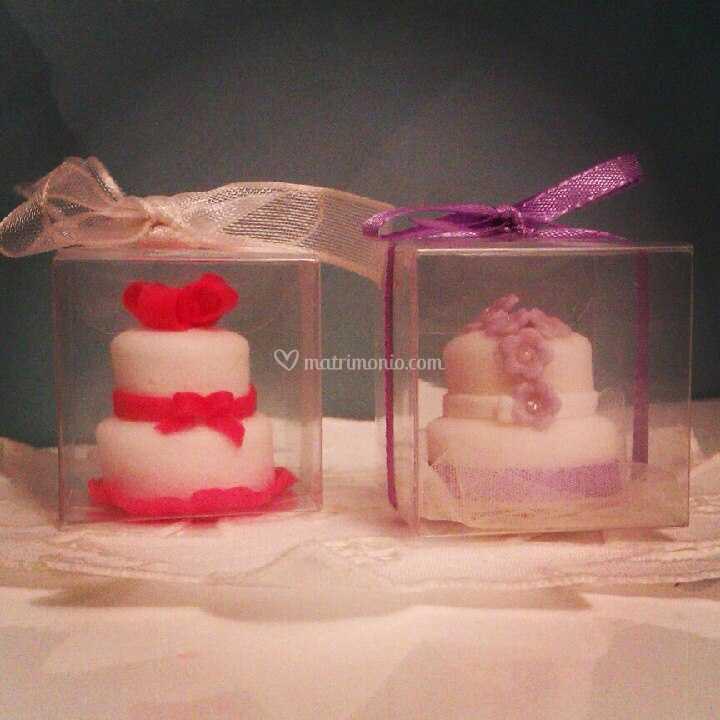 Segnaposto Matrimonio Mini Torte.Mini Cake Segnaposto Di Sweetness Cake Design Foto 11
