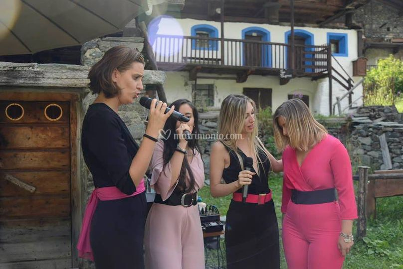 Foto live matrimonio