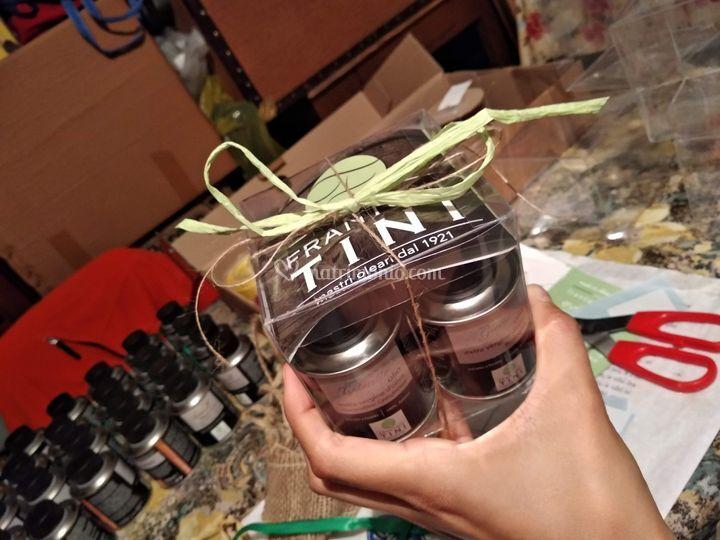 Couvette degustazione glass