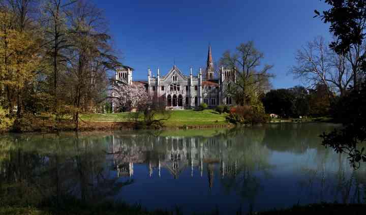 Castello e Parco all'inglese