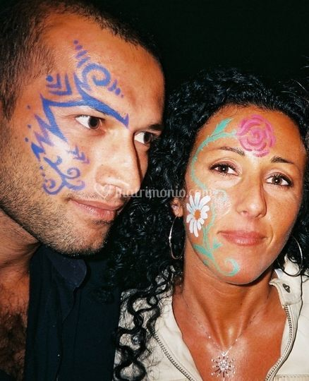 Face-painting per tutti